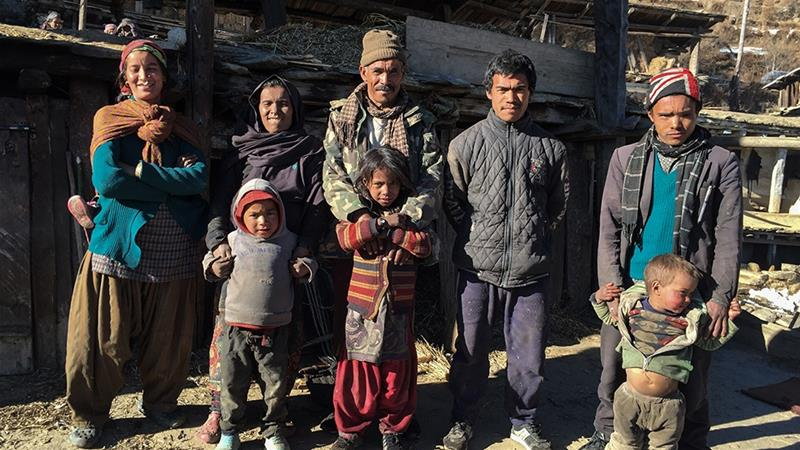 People in Mugu district lament the lack of development in the region [Subina Shrestha/Al Jazeera]
