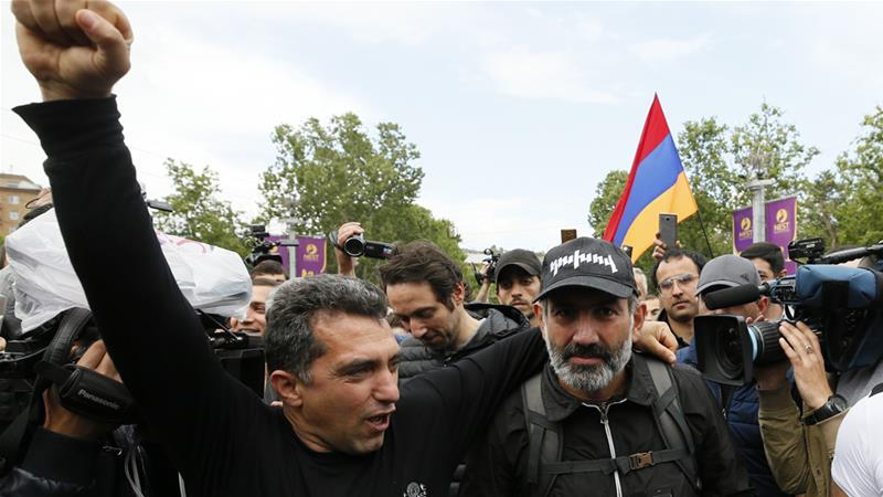 Armenia's ruling party says will not nominate candidate for PM