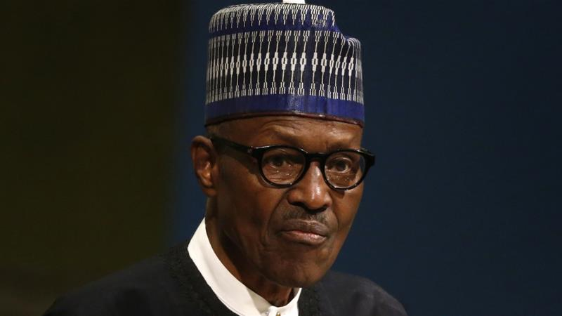 Buhari arrives Washington DC ahead of talks with Trump