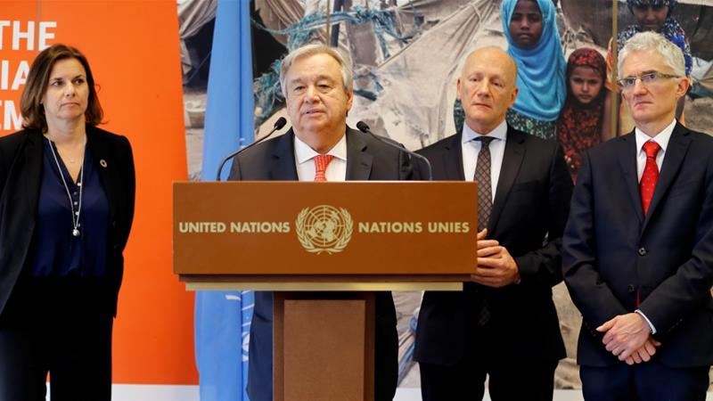 International donors pledge $2bn for Yemen at UN event