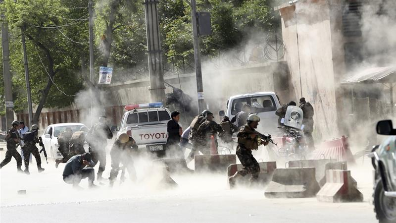 Deadliest day for Afghan journalists, 10 killed
