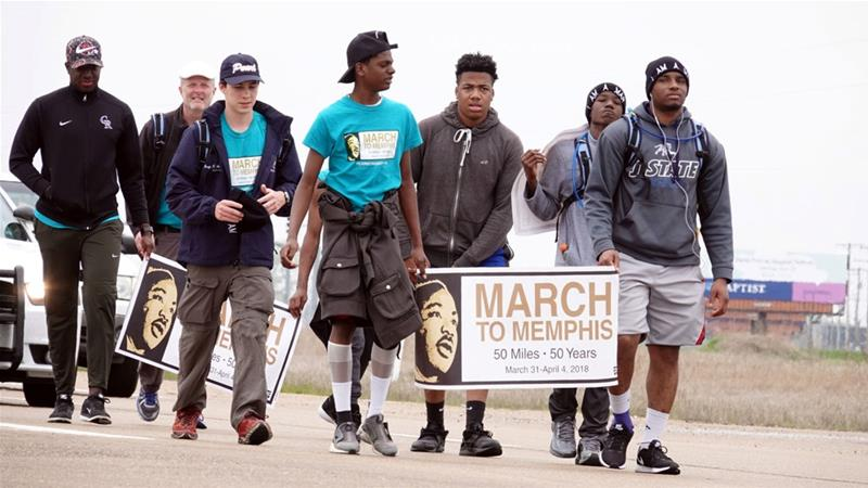 50 years after MLK's death: The youth are living out his legacy