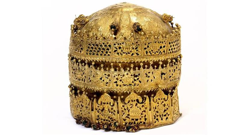 The London museum said they will consider loaning the looted treasures back to Ethiopia [Victoria and Albert Museum]