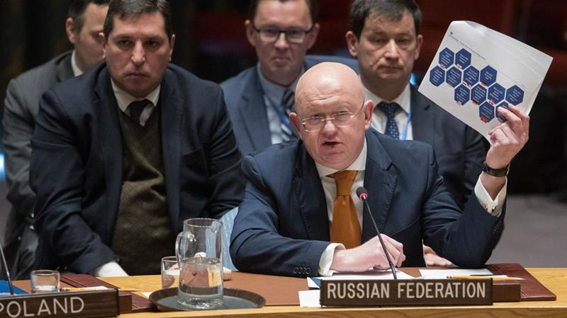 Russia, UK engages in war of words at UNSC meet