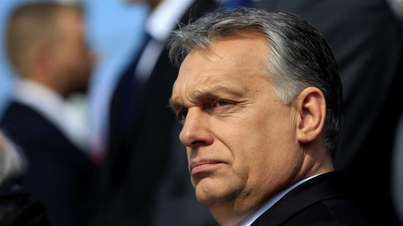 Orban has long been criticised by foreign and domestic observers for his 'illiberal' policies [Reuters]