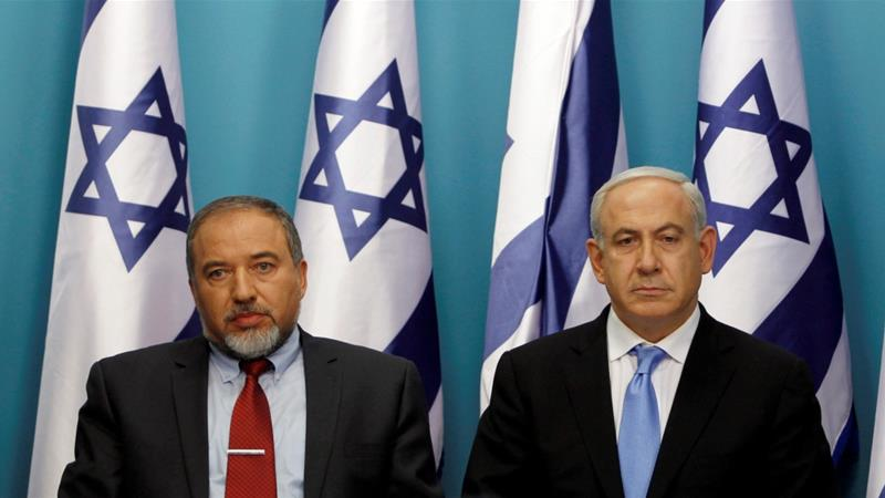 The amendment allows Netanyahu and Lieberman to declare war in 'extreme situations' [Baz Ratner/Reuters]