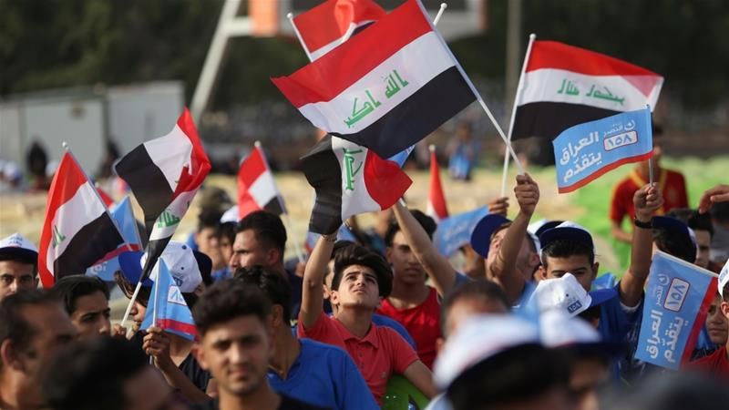 The question is less whether al-Abadi will come out on top, and more how much distance he will be able to put between himself and his closest competitors, writes al-Ali [Reuters]