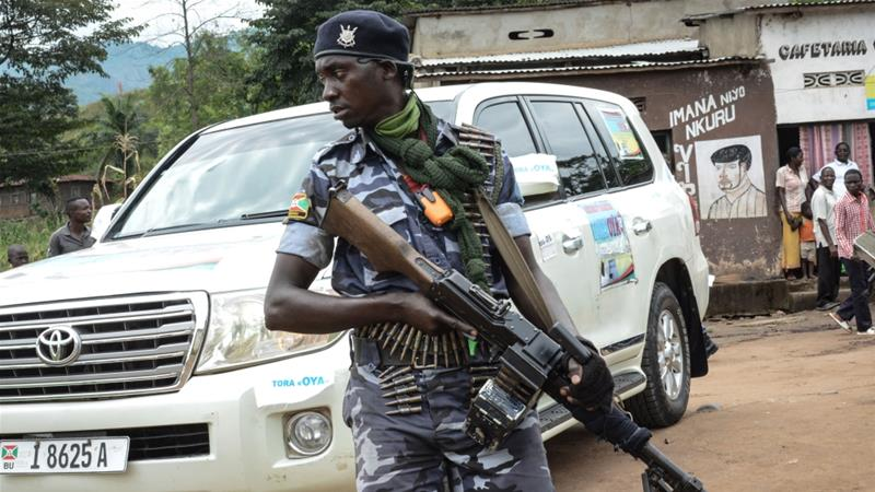 At Least 26 People Killed in Attack on Village in Burundi