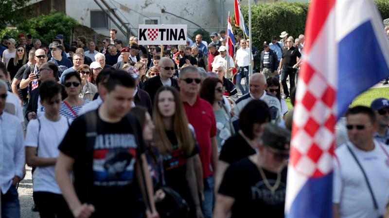 Thousands attend far-right commemoration in southern Austria