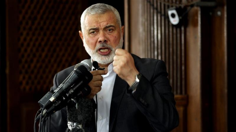 A Hamas statement on Sunday said the delegation had accepted an invitation extended by neighbouring Egypt [File: Anadolu]