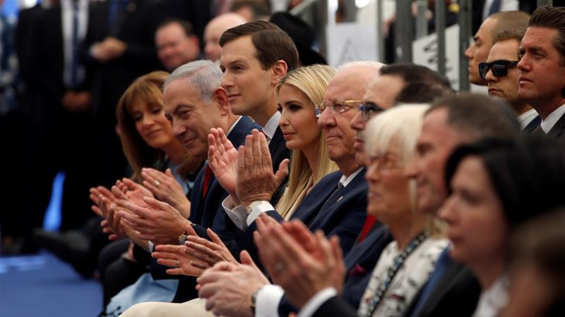 Israel said all 86 countries with diplomatic missions in Israel were invited to the event [Ronen Zvulun/Reuters]