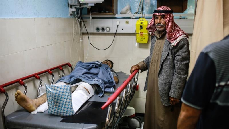 Army Kills Two Palestinians In Gaza