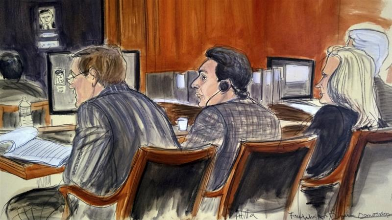Turkish banker gets 32 months prison in US case over Iran sanctions