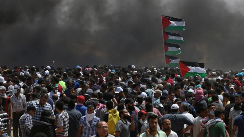 Why I marched on May 14 in Gaza near the Israeli fence