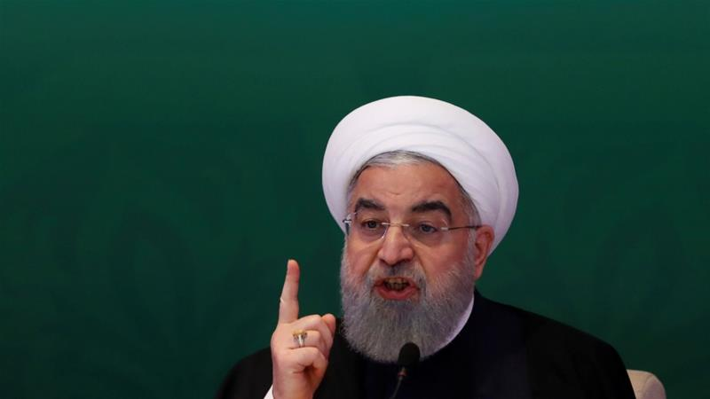 It is a matter of time before the Rouhani administration deserts the nuclear deal as hopes to salvage it even for mere economic purposes diminish, writes Kabalan [Reuters]