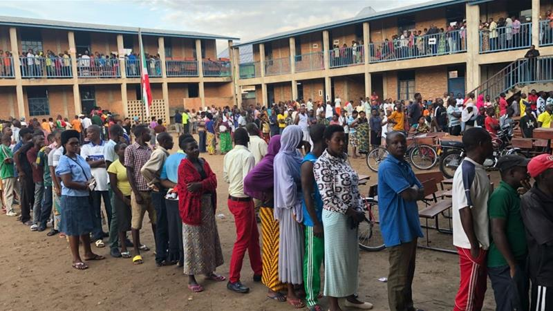 Burundi votes on referendum that could extend president's term