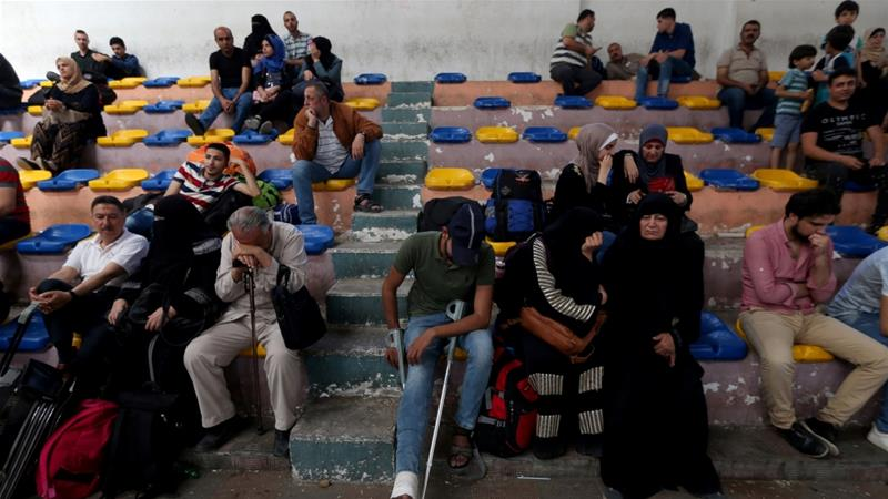 Egypt to open Rafah crossing with Gaza for Ramadan