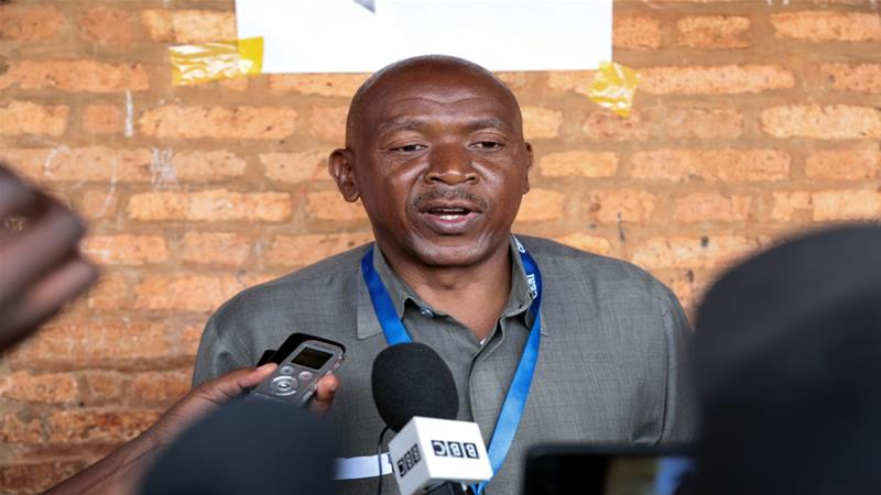 Burundi Opposition Leader Rejects