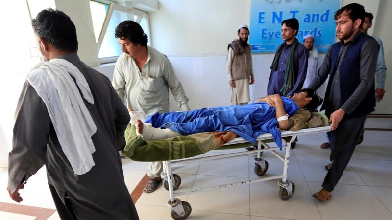 Afghanistan: Jalalabad cricket match bomb attack kills eight