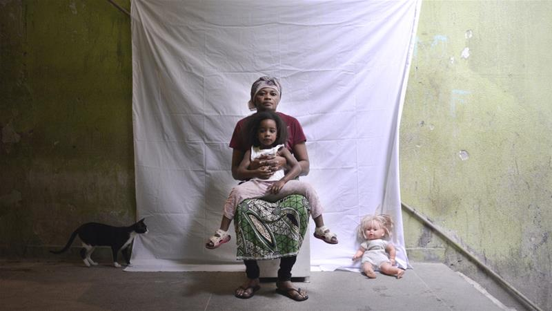 Congolese refugees face poverty and racism in Brazil's favelas