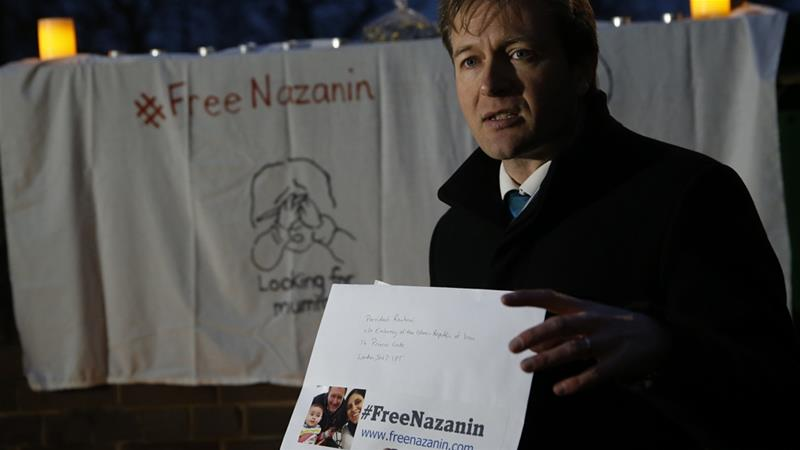 Detained Iranian British woman now accused of 'spreading propaganda'