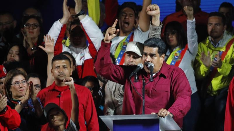Probable crimes against humanity in Venezuela
