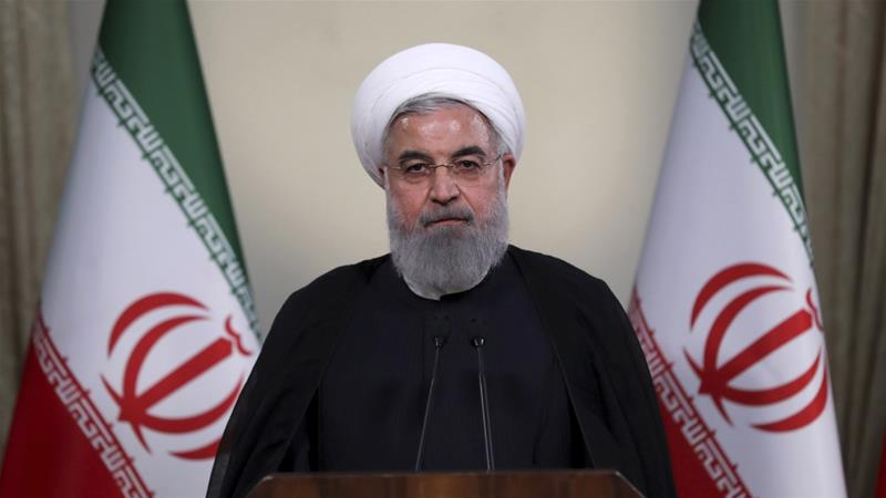 President Rouhani says USA can not decide for Iran - ILNA