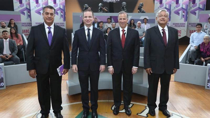 Mexico Presidential Debate: 'US Needs Mexico As Well'