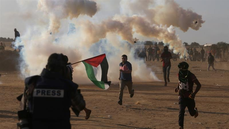 Palestinians urge International Criminal Court probe into Israeli actions