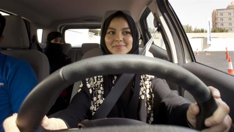 King Salman bin Abdulaziz Al Saud signed a royal decree in September 2017 that said women would be allowed to drive [AP]