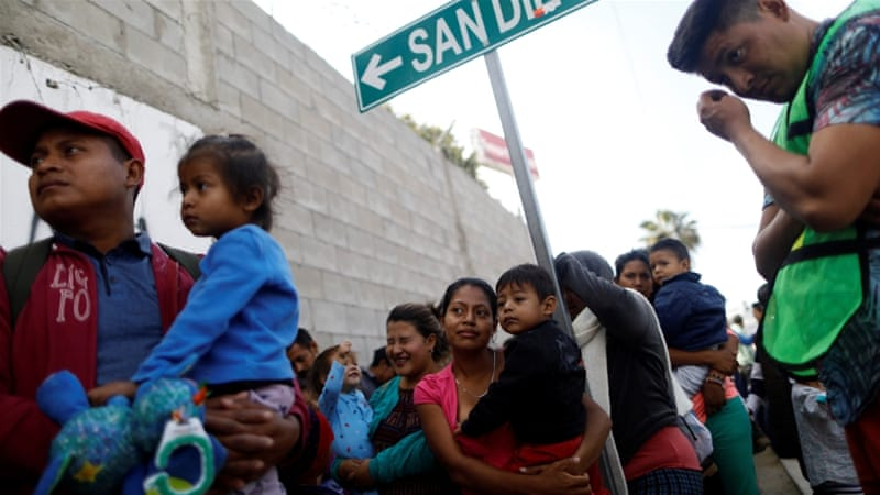 Central Americans are fleeing violence in higher numbers: UNHCR