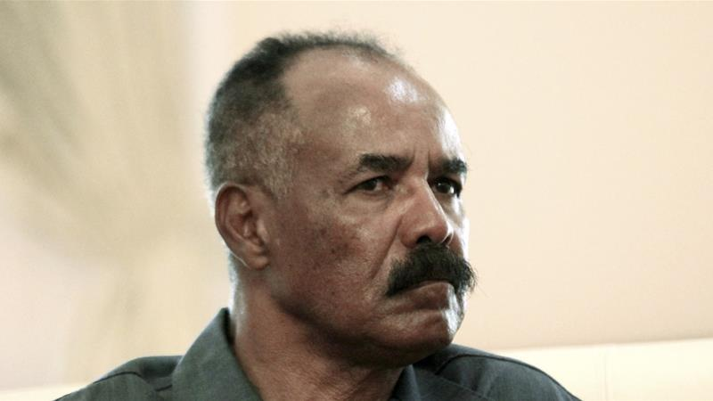 Isaias Afwerki is the first President of Eritrea, a position he has held since its independence in 1993 [Reuters]