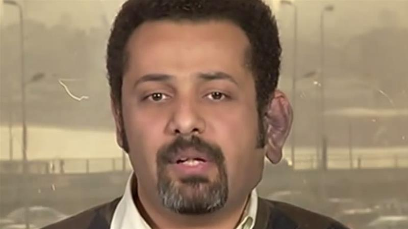 Famous Egyptian blogger arrested in widening crackdown on dissent