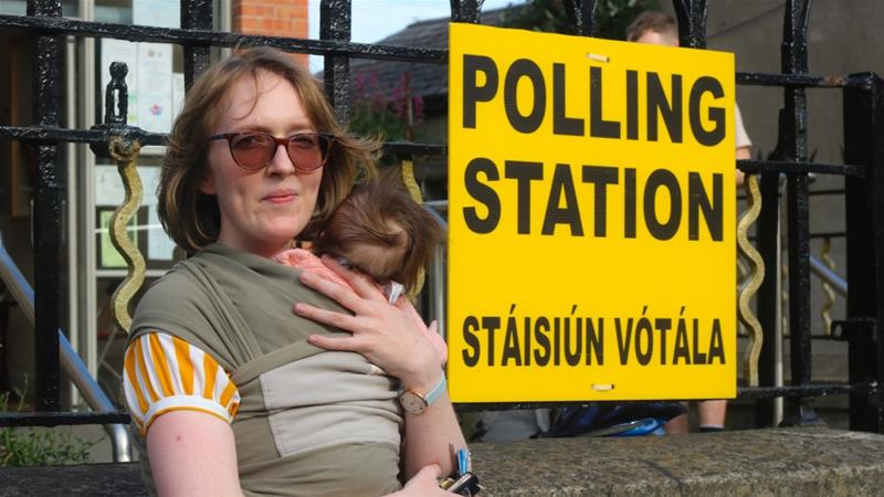 Ireland votes overwhelmingly to repeal anti-abortion law