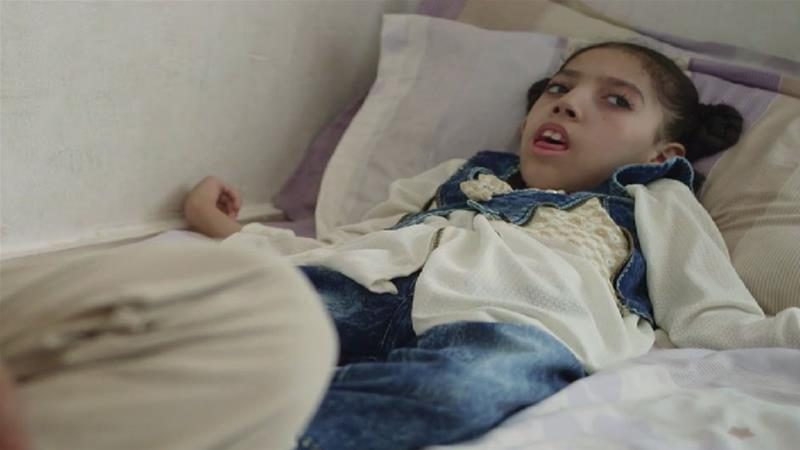 Disabled Yemeni Girl Enters US Despite Ban