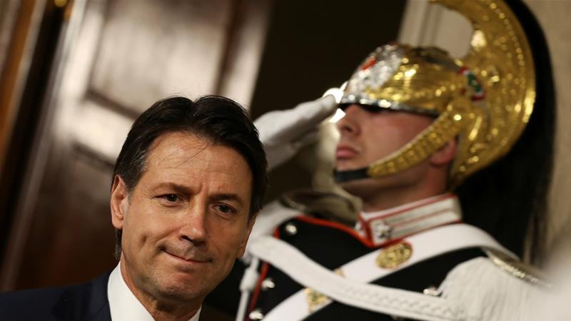 Italy crisis worsens as PM-designate fails to form government