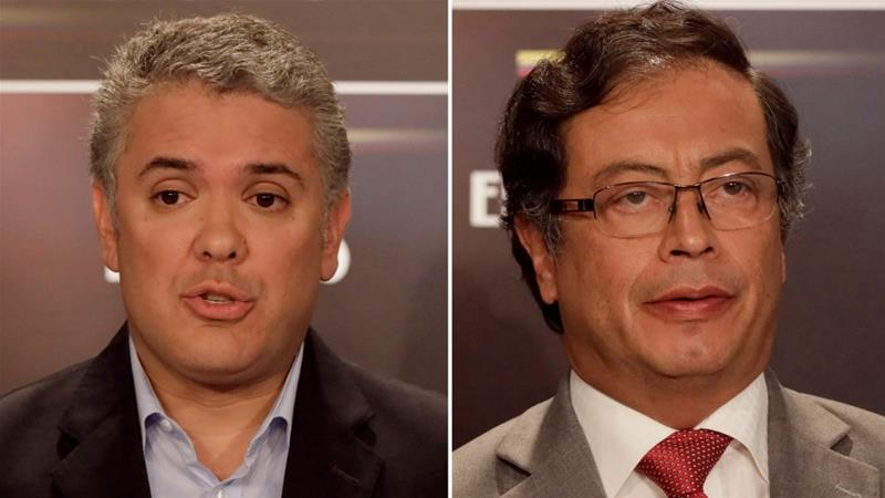 Colombia: Peace process tops voters' minds in polarised election