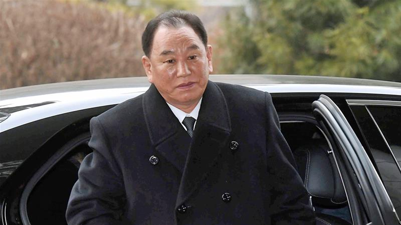 Kim is the head of the Workers' Party's United Front, the top North Korean body responsible for relations with South Korea [File]