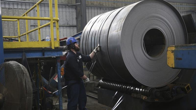 US hits EU, Canada and Mexico with tariffs