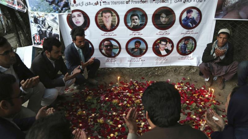 Kabul bombings: The perils of being a journalist in Afghanistan