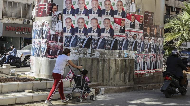 Why women are 'barely scratching surface' of Lebanese politics