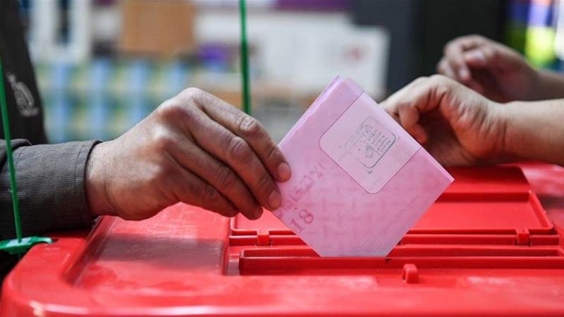 The municipal elections mark the first tangible step of decentralisation since the end of Ben Ali's rule [AFP]