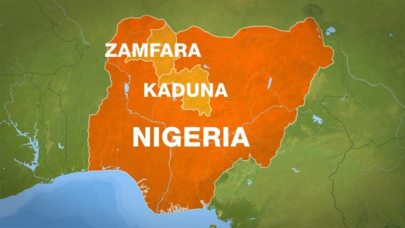 Bodies recovered after armed bandits attack Kaduna village