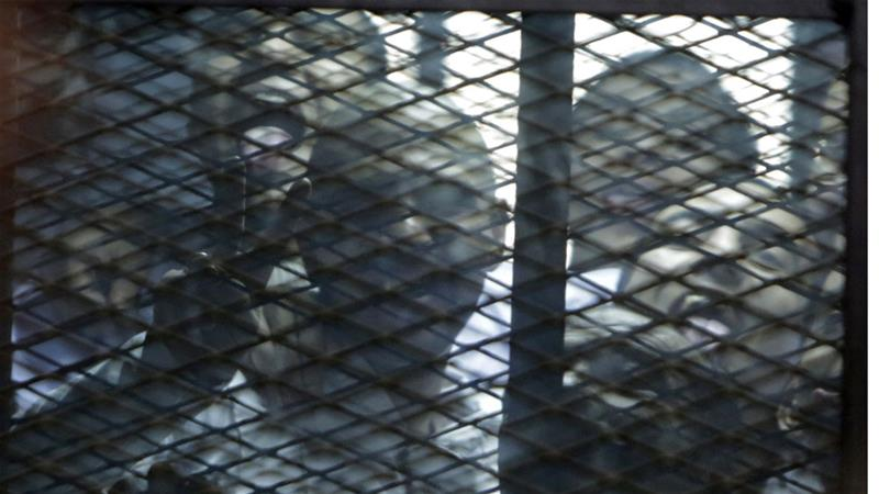 Solitary confinement is being 'used deliberately' to punish political prisoners in Egypt [File: AP]