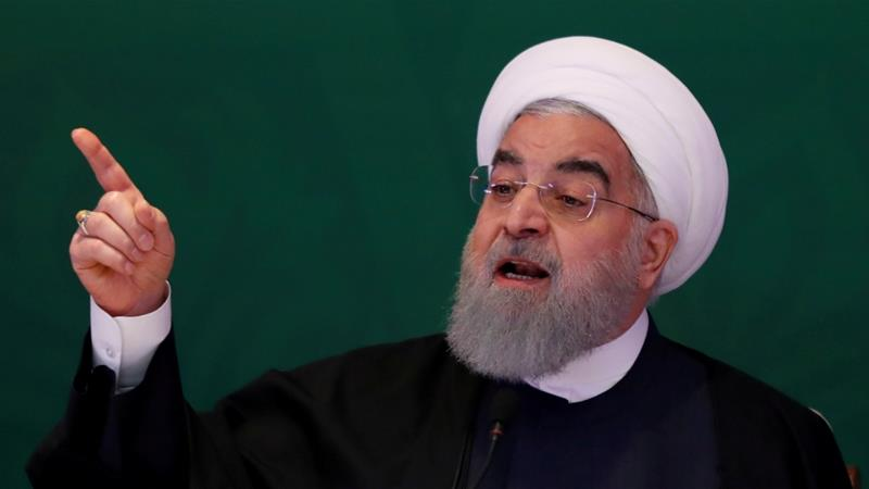 U.S. will regret quitting Iran nuclear deal: Rouhani