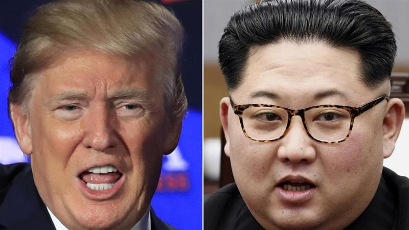 Trump said he does not expect to sign any agreement with Kim Jong-un on June 12 [File: AP]