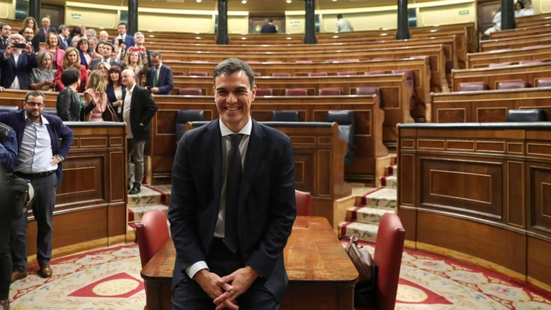 Who is Pedro Sanchez, Spain's new PM?