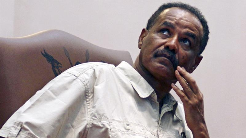 Isaias Afwerki has been Eritrea's president since 1993 [Reuters/James Akena]