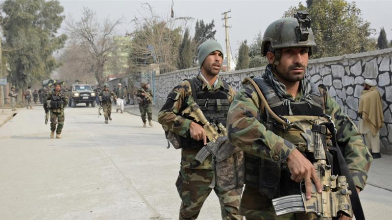 The eastern city of Jalalabad has seen a string of attacks in recent months [File: Associated Press]