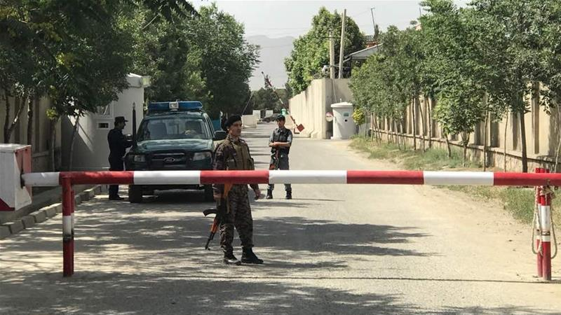 At least 12 dead, 31 wounded in Kabul govt building attack